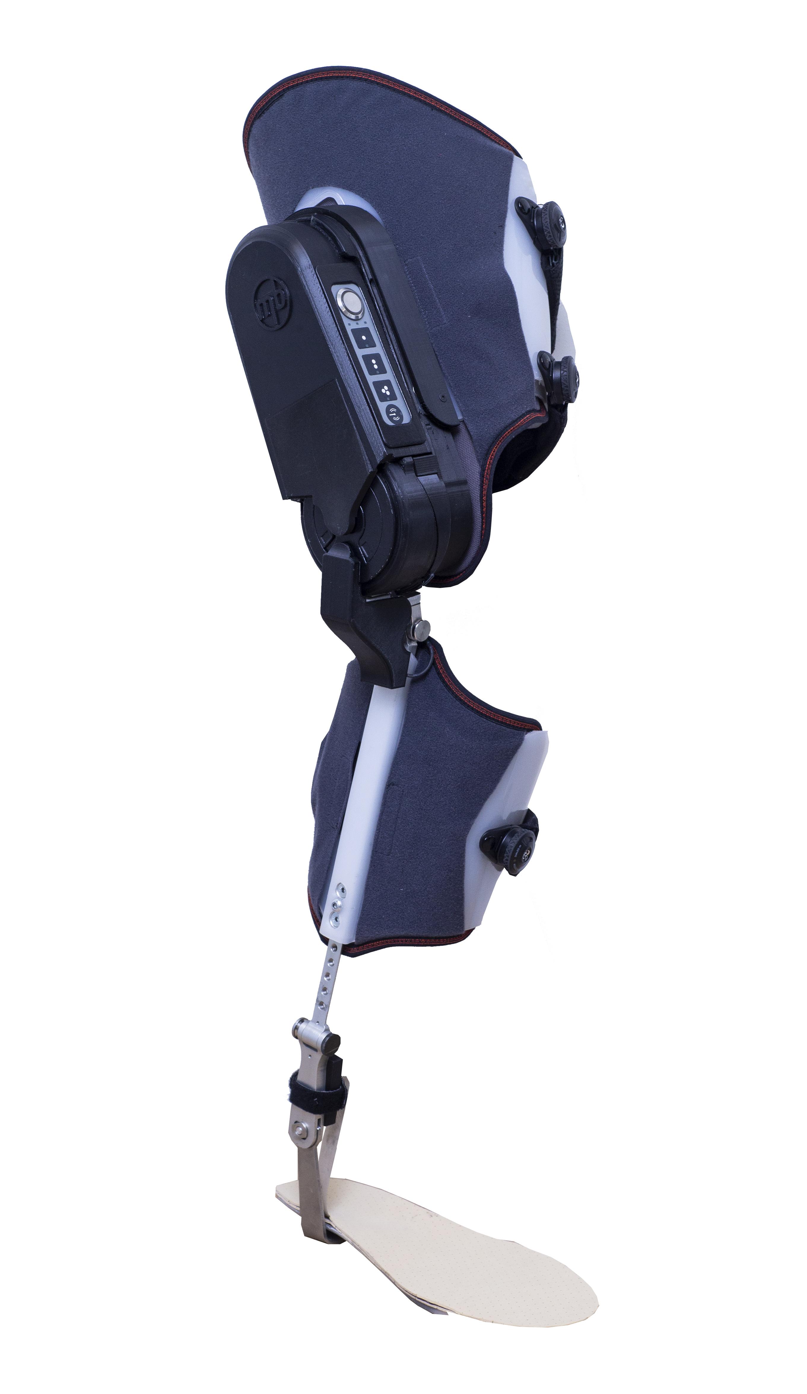 Marsi Bionics的MB-Active Knee单关节外骨骼机器人