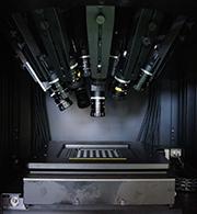 UMA镜头检测设备