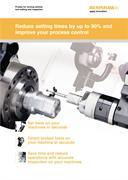 Brochure:  Probes for turning centres